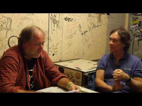 Carl Verheyen - Backstage at Wetzlar - Interview