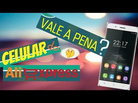 COMPRAR CELULAR SMARTPHONE NO ALIEXPRESS | VALE A PENA? | 2016