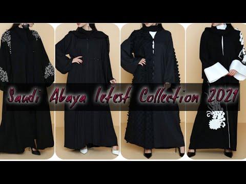 Saudi Abaya letest Collection| Riyadh Abaya Designs 2021|new Fashion Abaya Saudi Arabia| #Abaya