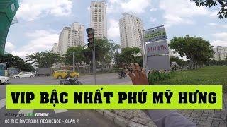 Chung cư The Riverside Residence, Nguyễn Lương Bằng, Tân Phú, Quận 7 - Land Go Now ✔