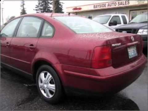 1998 Volkswagen Passat - Everett WA