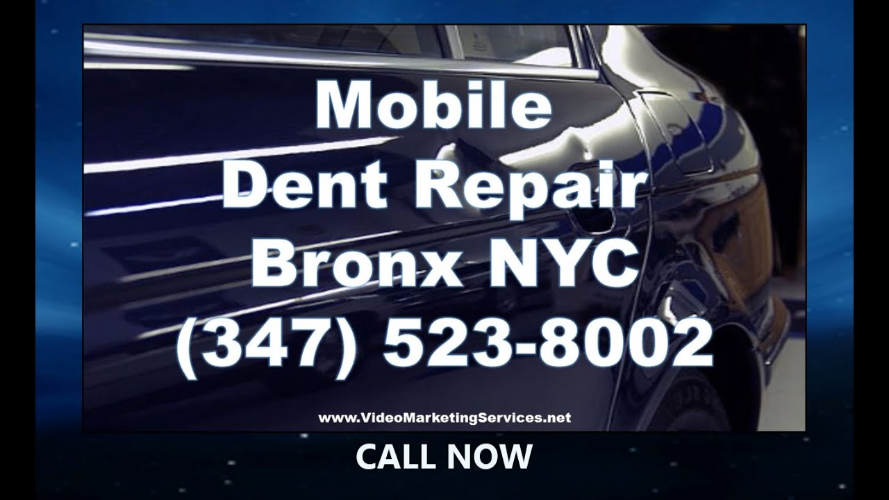 Car Scratch Repair Cost Estimate Bronx (347) 523-8002
