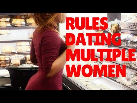 rules of dating multiple guys