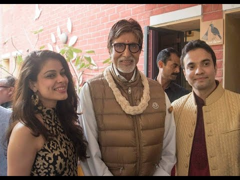 Legendary Actor- Mr. Amitabh Bachchan