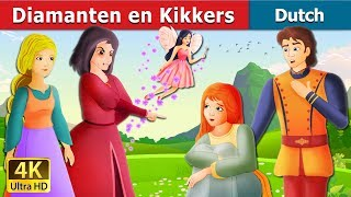 Diamanten en Kikkers | 4K UHD | Dutch Fairy Tales