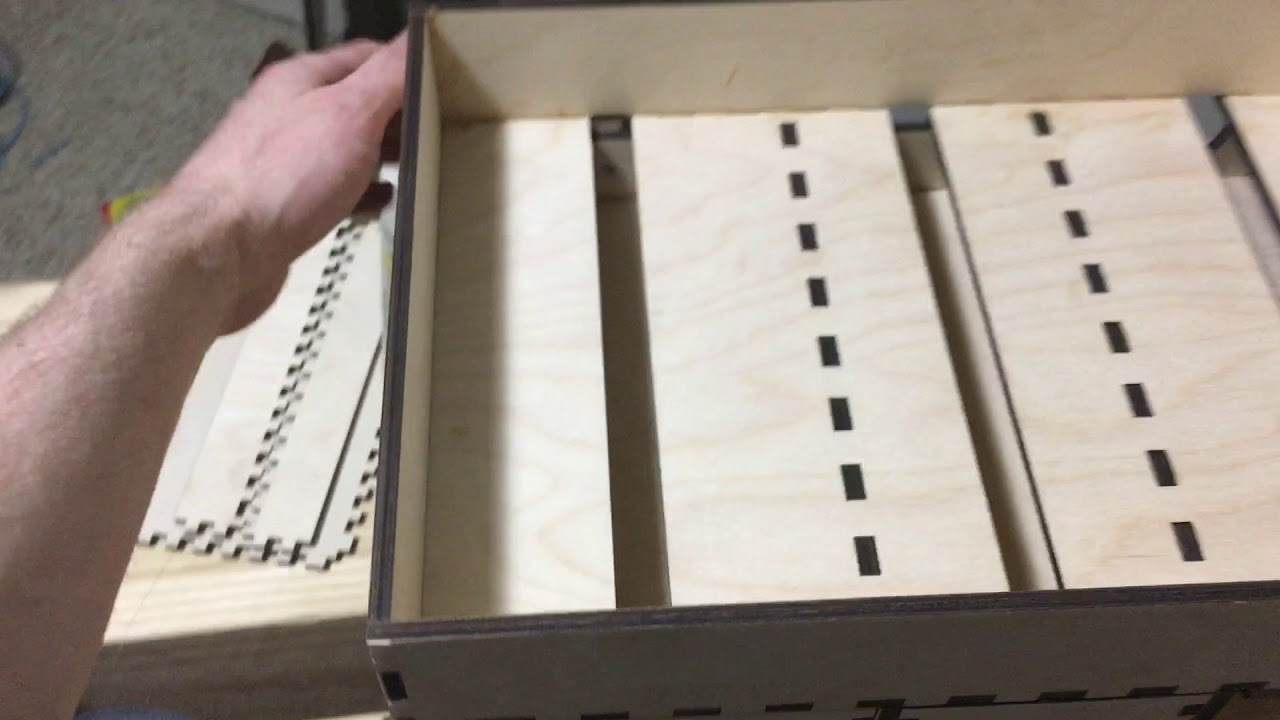 Toolbox Drawer Locking Mechanism Youtube