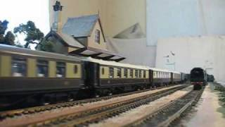 BR Steam SR Pullman Trains Hornby 00