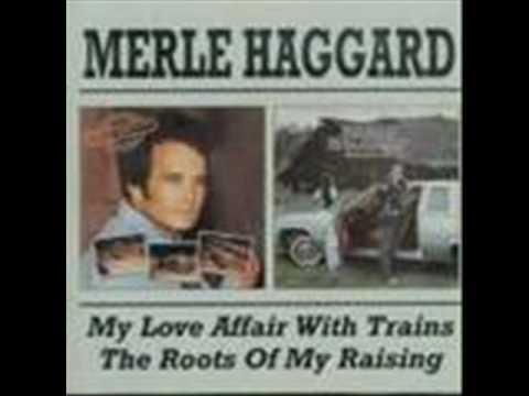 Merle Haggard, Son of hickory holler's tramp.