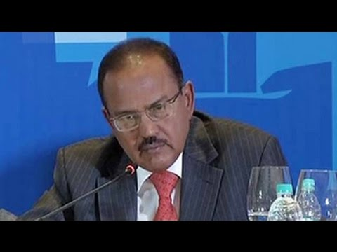 National security advisor on India's security challenges