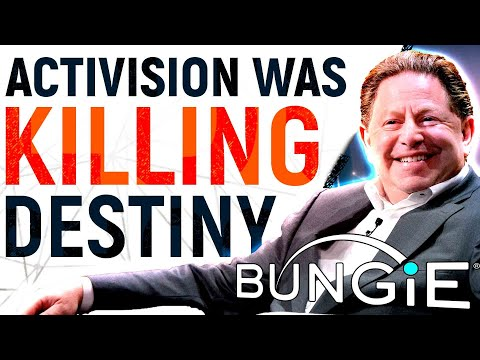 INCREDIBLE | Free From ACTIVISION Restrictions, Bungie Unveil Destiny 2's Bright Future