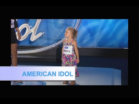 The most ADORABLE audition EVER  American Idol