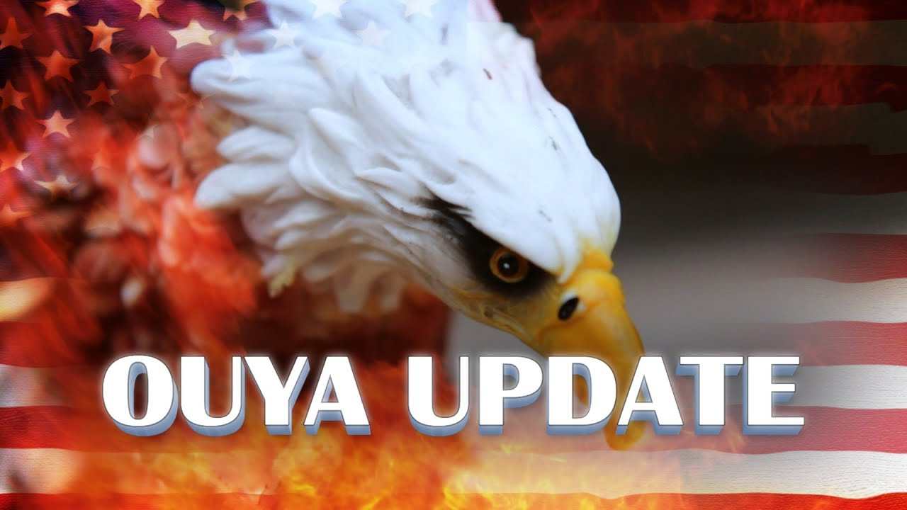 OUYA UPDATE - It's almost over!  Check out our Kickstarter for more info.