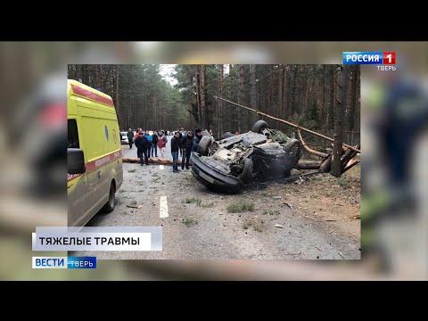 Происшествия в Тверской области | 5 апреля | Вести Тверь