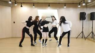 [MIRRORED] Hinapia - Drip Dance Practice