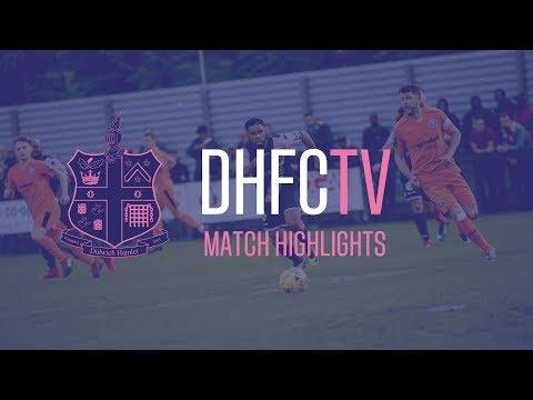 Dulwich Hamlet v Hendon, Bostik League Premier Division 17/18 Play-Off Final | Match Highlights