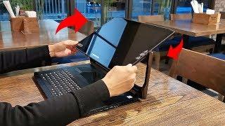 Predator Triton 900, Laptop Gaming Serba Bisa Untuk Segala Kebutuhan