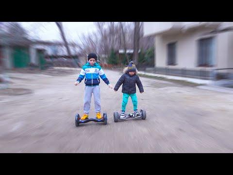 Hoverboard Challenge