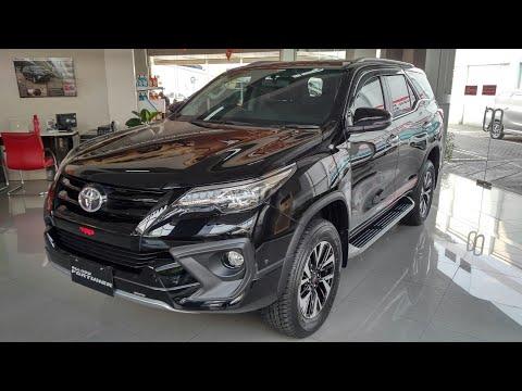 In Depth Tour Toyota Fortuner TRD Sportivo Diesel 2017 - Indonesia