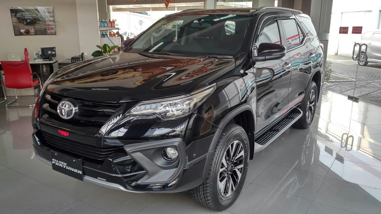 In Depth Tour Toyota Fortuner Trd Sportivo Diesel 2017 Indonesia Youtube