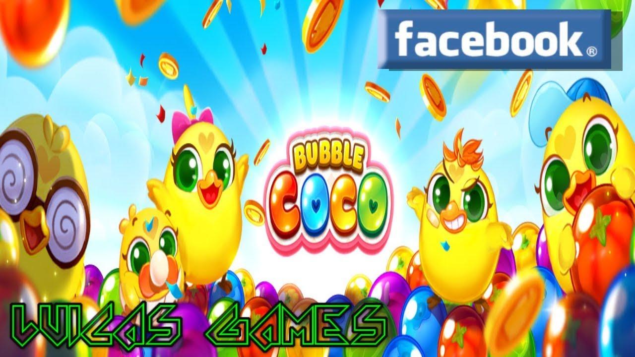 Bubble Coco Niveles 1 Al 10 Juego Para Ninos Gratis Android Ios Pc