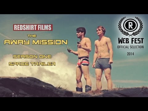 STAR TREK PARODY COMEDY WEB SERIES - THE AWAY MISSION EP0