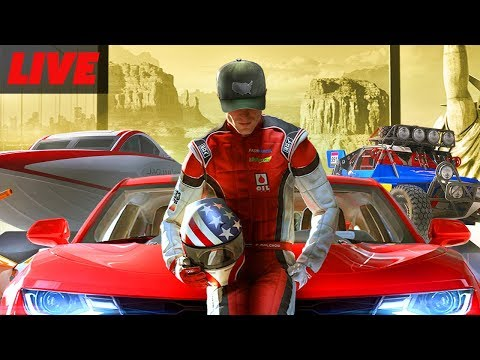 The Crew 2 Full Access | Live Gameplay