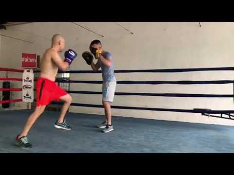 Training boxing bình dương. ( CLB BOXING BD). Tony