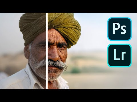 How To EDIT Photos 'NATIONAL GEOGRAPHIC Style' | Photoshop & Lightroom