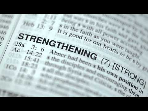 Using a Bible Concordance: A Video from Zondervan