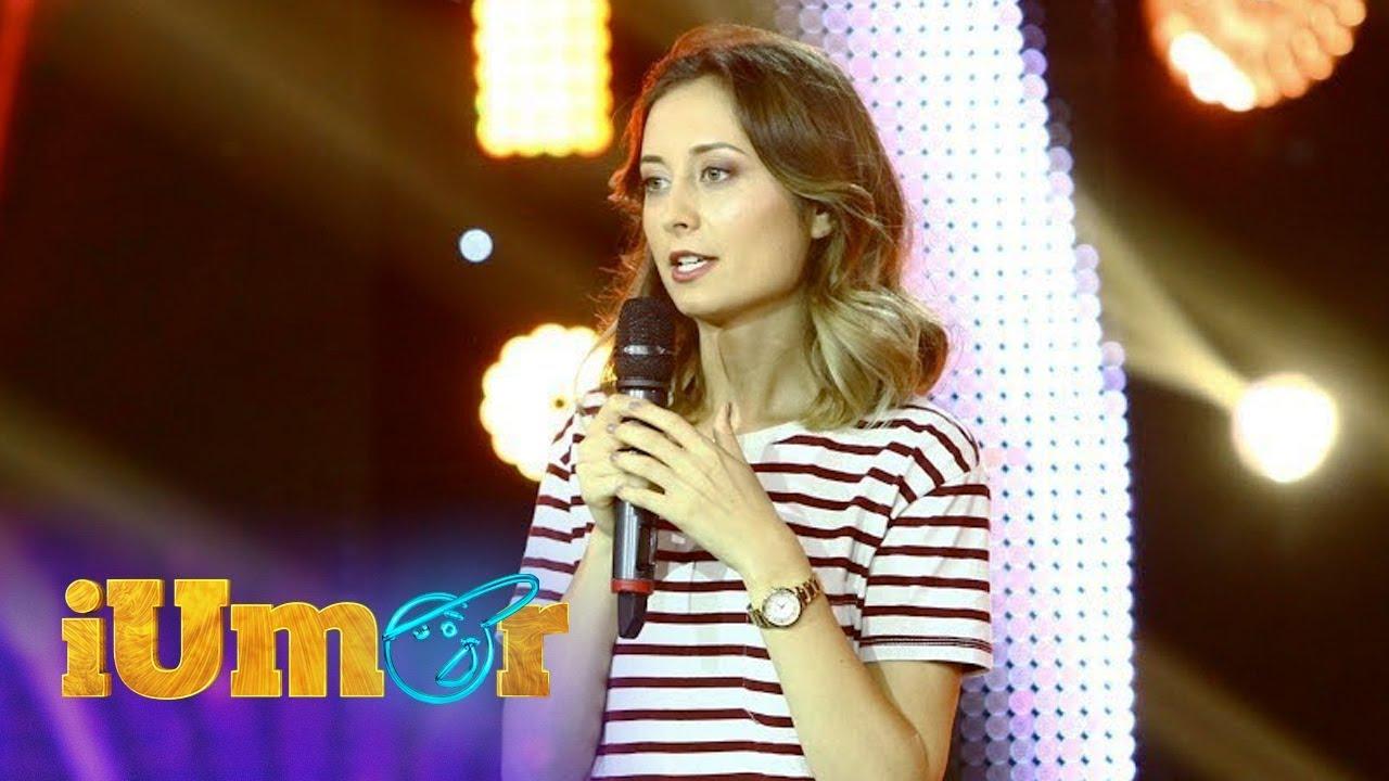 Ana Maria Calița a făcut din nou senzaţie la iUmor: