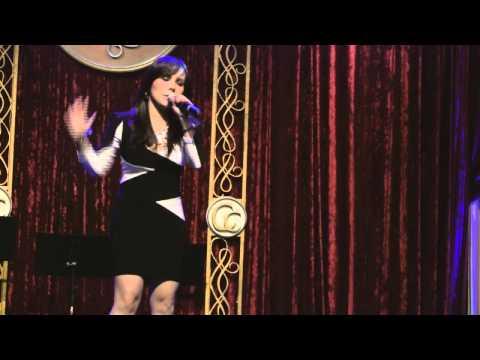 "Christine Love Sings ""Whitney Houston - I Have Nothing"" at 2012 Kundirana Concert Gala and Internati"