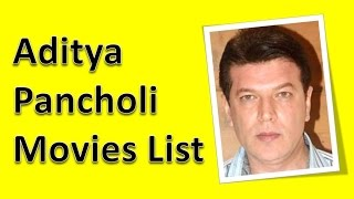 Aditya Pancholi Movies List