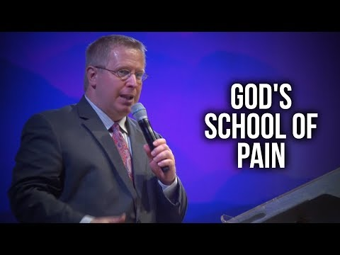 """God's School of Pain"" – Pastor Raymond Woodward"