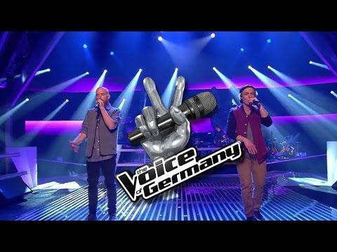 Traum – Florian Boger vs. Erich Stoll | The Voice 2014 | Battle
