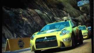 Colin McRae Dirt 2 na PlayStation 3 - Gameplay i Recenzja