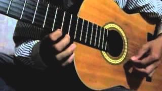 học guitar bài (Mơ về nơi xa lắm)