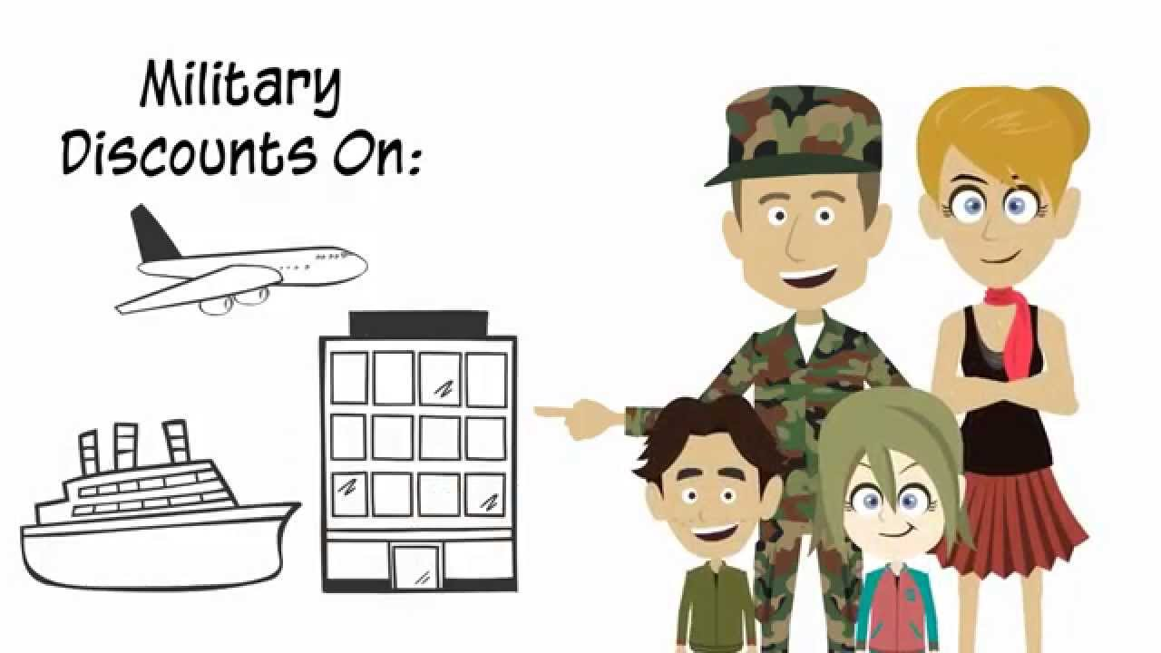 cheap airline tickets for military retirees