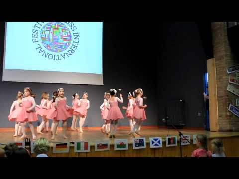 SISS International Festival 2012 - Ballet Dance - little ones
