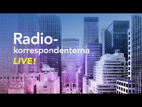 LIVE: Förstå världen – möt Radiokorrespondenterna 2021