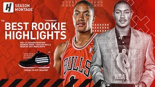 Derrick Rose CRAZY Rookie Year Highlights from 2008/2009 NBA Season! Future MVP! HD Video
