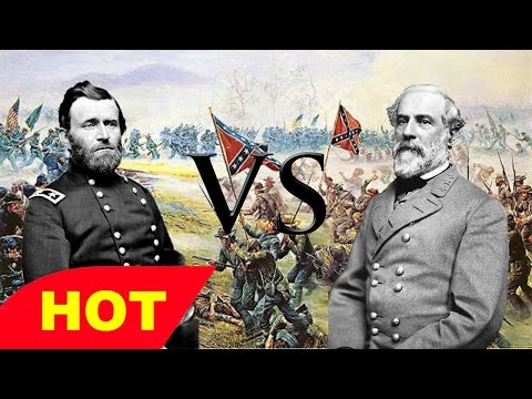 Robert E  Lee Biography Civil War 1995 Documentary