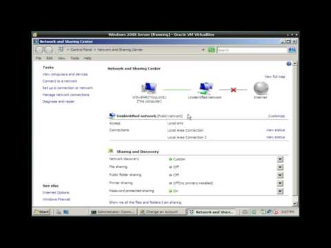 Creating A Ftp User In Windows Server 2008 (Without Active Directory)