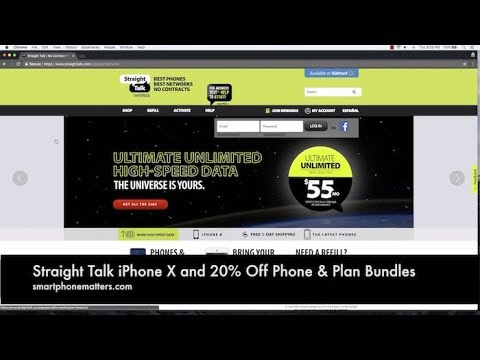 iphone straight talk talk iphone x and 20 phone amp plan bundles 2089