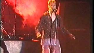 David Bowie - The Hearts Filthy Lesson (Live in Zaragoza, Spain 1997) 11/22