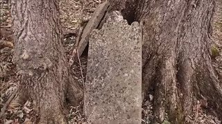 I Found An Abandoned Cemetery And Creepy Well | Aquachigger
