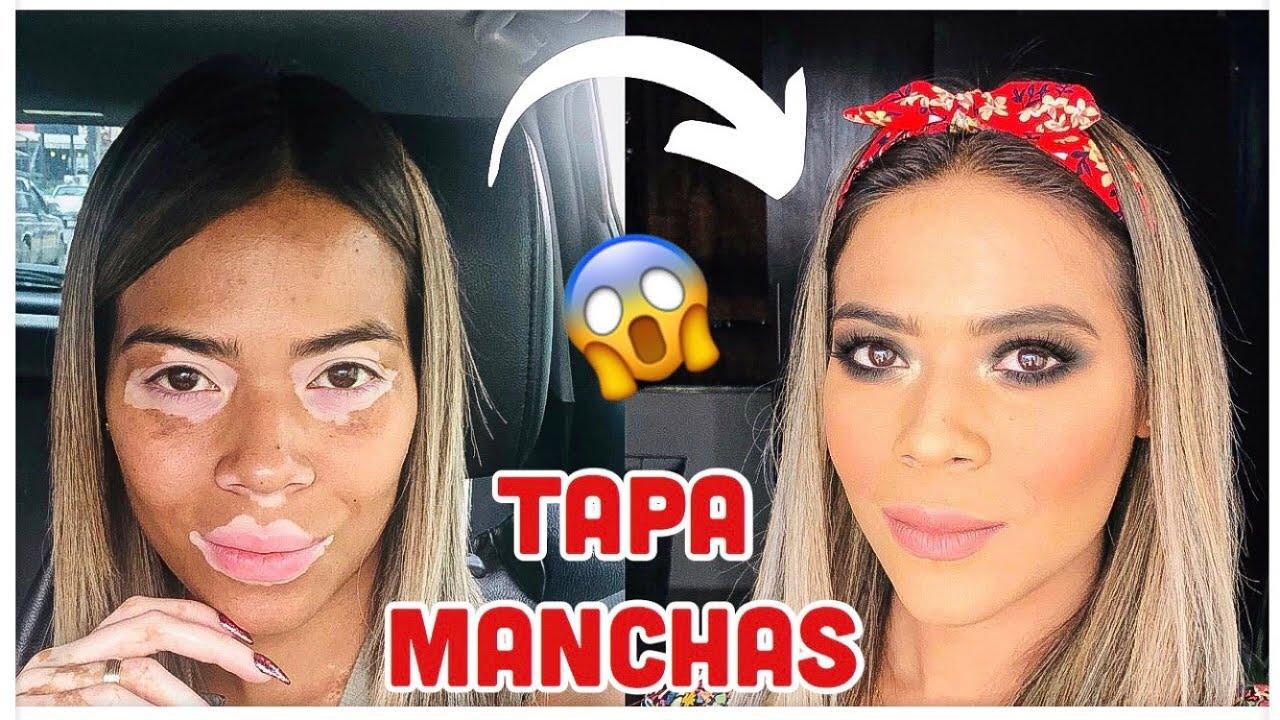 COMO TAPAR MANCHAS OSCURAS EN LA CARA 2019