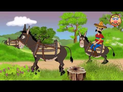 Crazy Talk Animtor 3   Cartoon Donkey