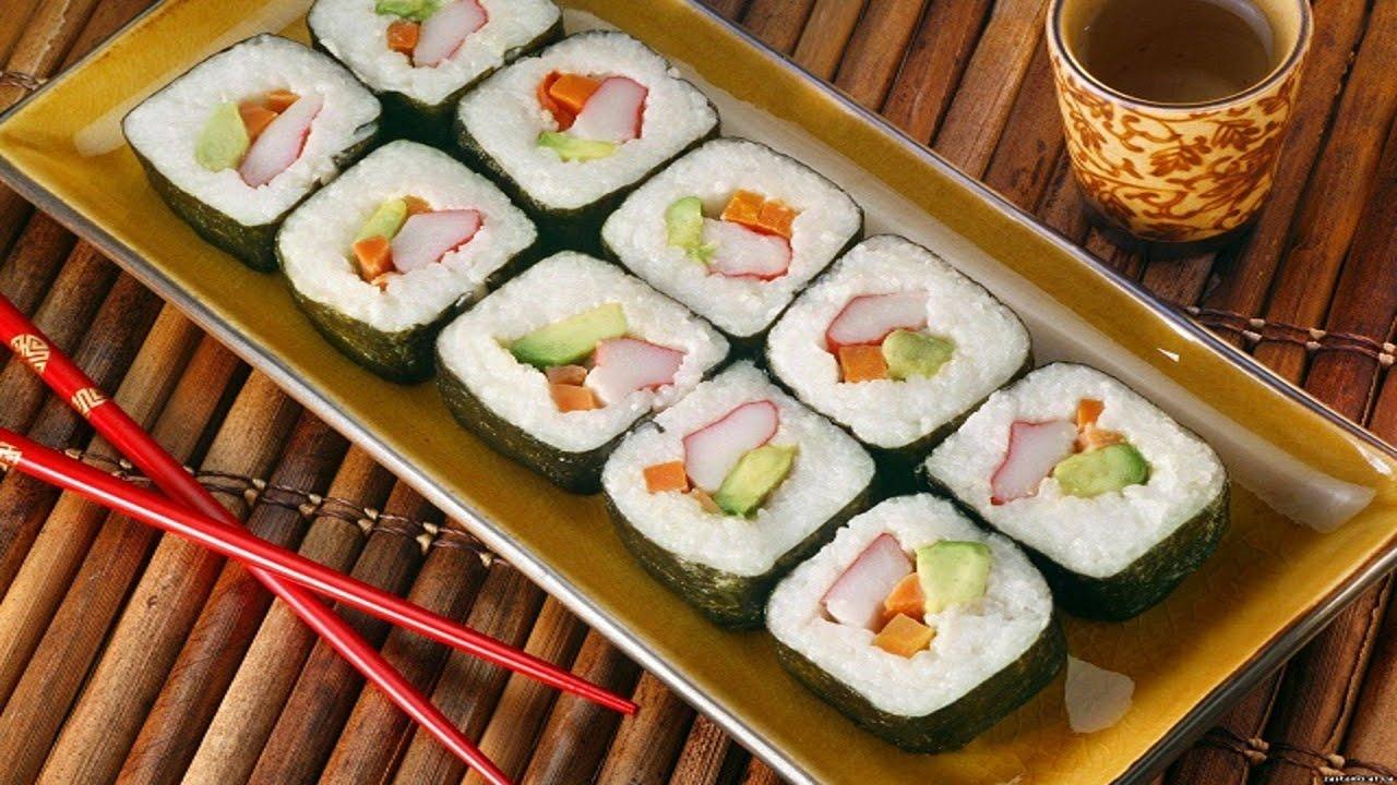 Рис для суши и роллов, пошаговый рецепт с фото - Гастроном