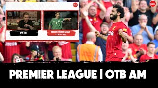 Unstoppable Liverpool? | Lazy Luiz | Man United mess | Kenny Cunningham talks Premier League