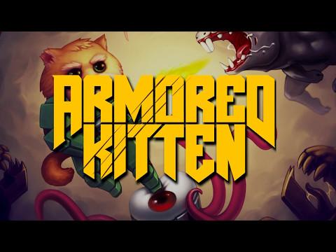 Armored Kitten v 0.8 apk mod DINHEIRO INFINITO